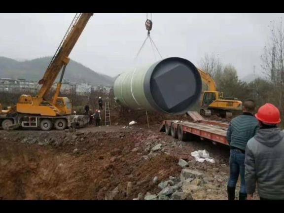 乌鲁木齐一体化污水提升泵站设备 新疆巨星环保科技供应