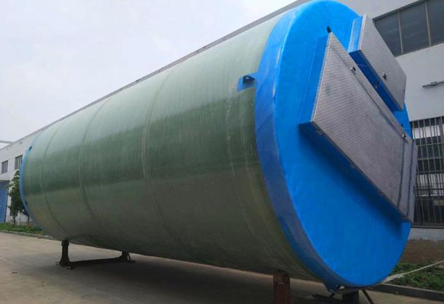 乌鲁木齐一体化预制污水提升泵设备 新疆巨星环保科技供应