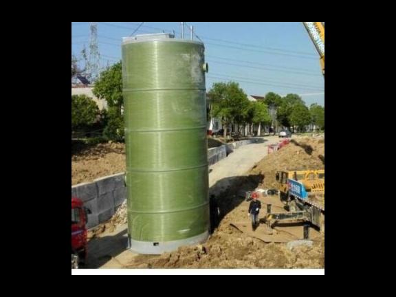 乌鲁木齐市地埋式一体化提升泵厂家电话 新疆巨星环保科技供应
