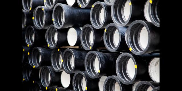 柔性铸铁排水管施工图片「新疆兴骏通铸管供应」