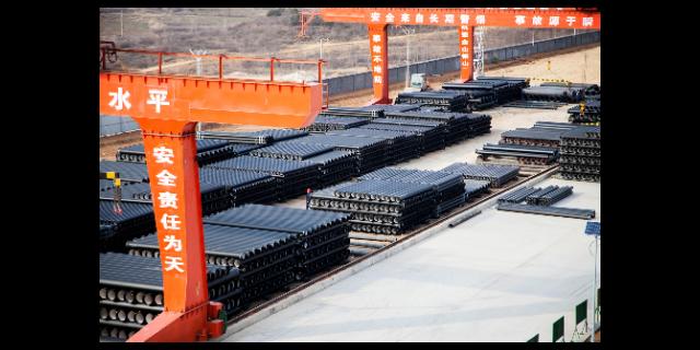 铸铁排水管和pvc连接价格「新疆兴骏通铸管供应」