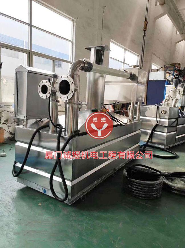 厦门简易油水分离器厂家 服务为先 厦门诚煜机电工程供应