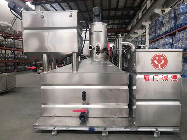 泉州厨房油水分离器价格 服务为先 厦门诚煜机电工程供应
