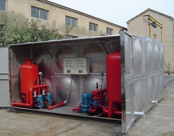 厦门二次供水安装厂家 服务为先 厦门诚煜机电工程供应