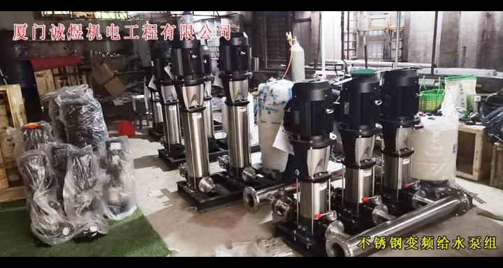 厦门WQ-QG盘式切割污水污物潜水电泵厂家 服务为先 厦门诚煜机电工程供应