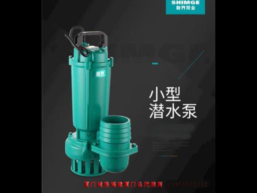 厦门WQ-QG污水污物潜水电泵多少钱 服务为先 厦门诚煜机电工程供应