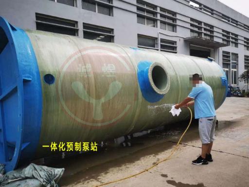 厦门一体化预制提升泵站厂家 服务为先 厦门诚煜机电工程供应
