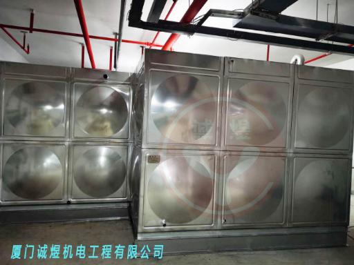 厦门圆桶水箱更换 服务为先 厦门诚煜机电工程供应