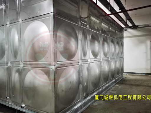 厦门圆桶水箱 欢迎来电 厦门诚煜机电工程供应