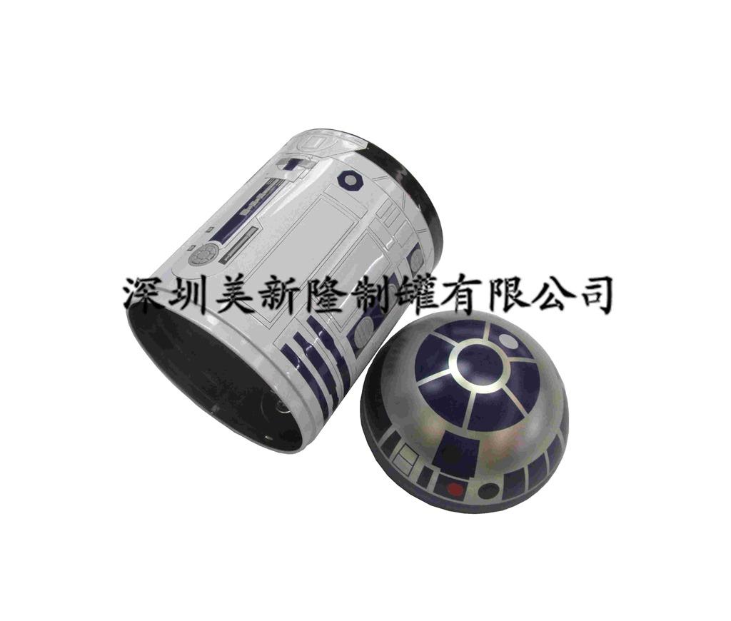 内蒙古铁罐可量尺定做 深圳美新隆制罐供应