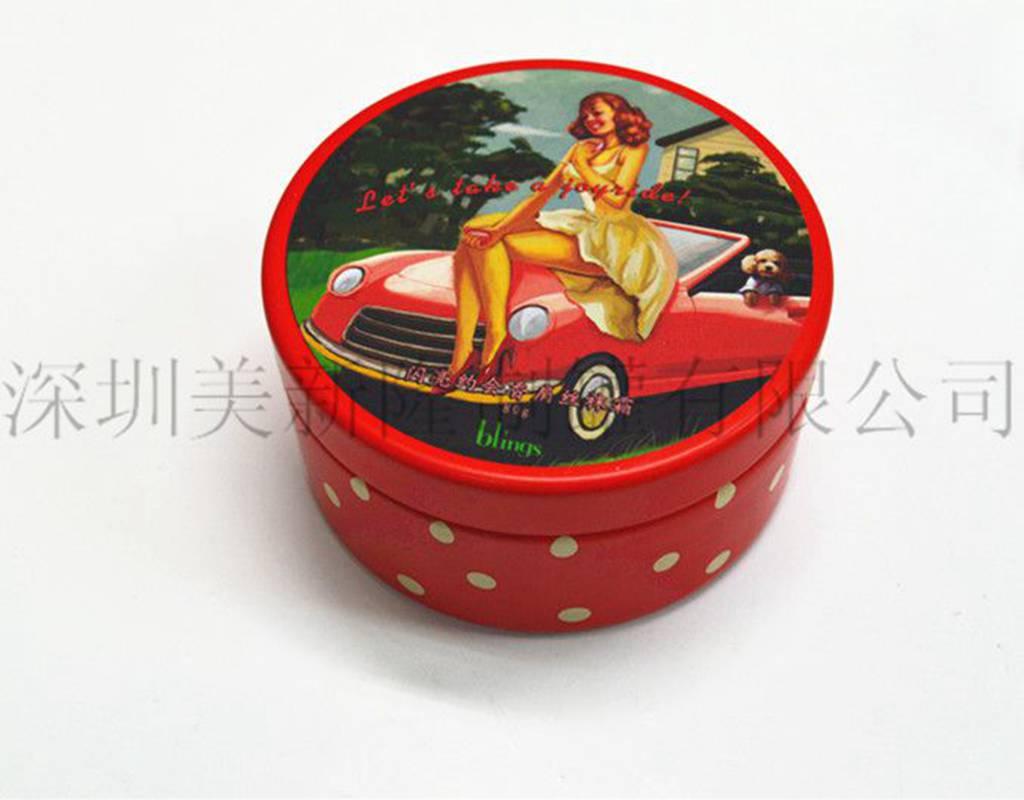 贵州铁罐作用 深圳美新隆制罐供应
