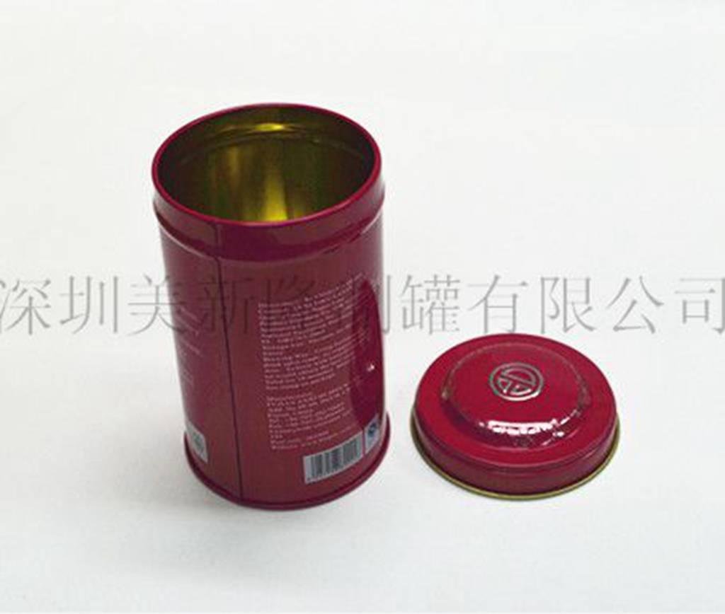新疆铁罐参考价格 深圳美新隆制罐供应