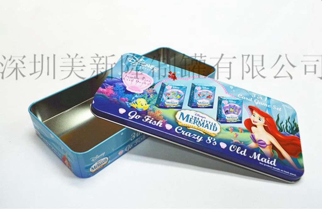 广东知名铁罐 深圳美新隆制罐供应