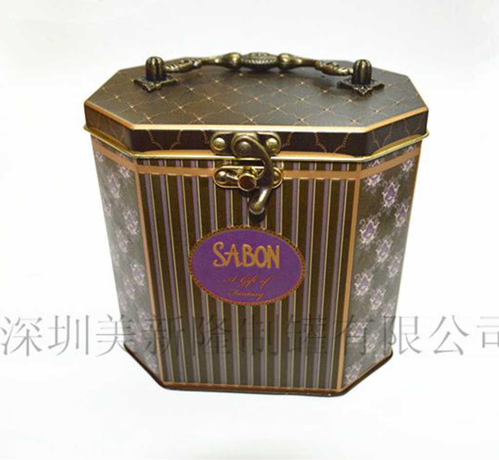 江蘇月餅包裝廠 深圳美新隆制罐供應