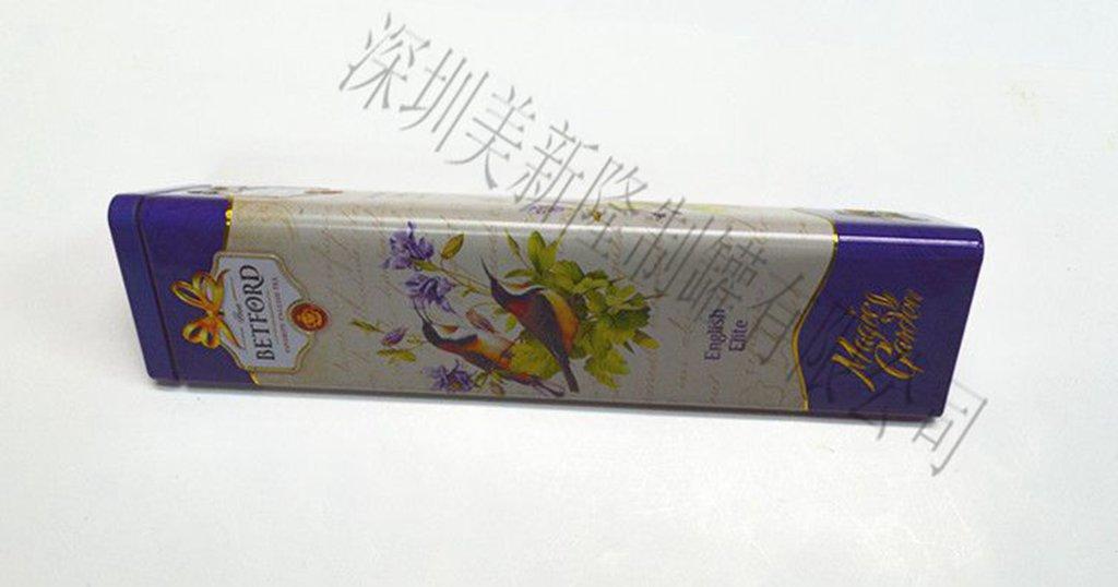 上海花茶包装 深圳美新隆制罐供应