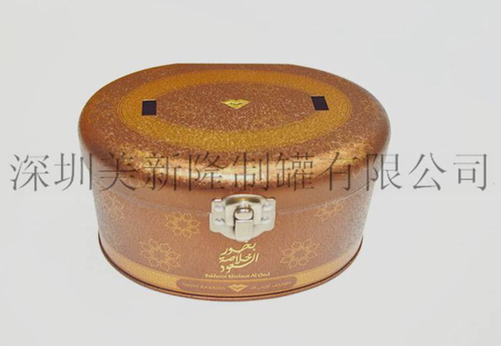 四川饼干包装 深圳美新隆制罐供应