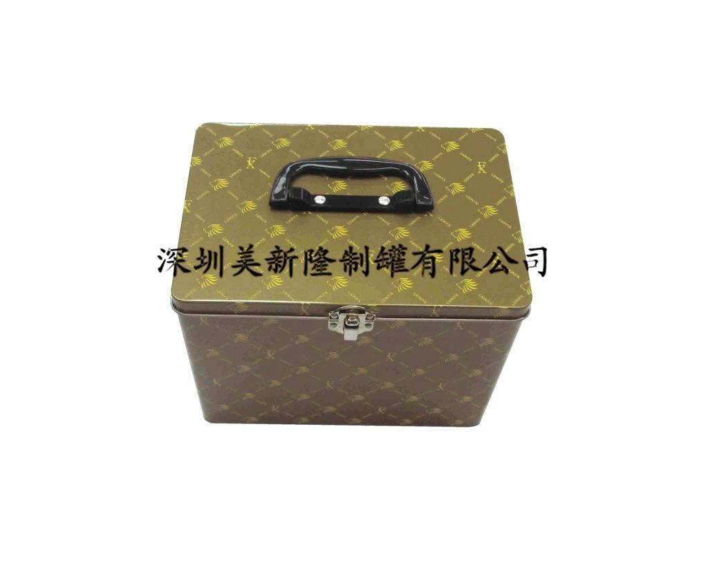 香水包装盒 深圳美新隆制罐供应