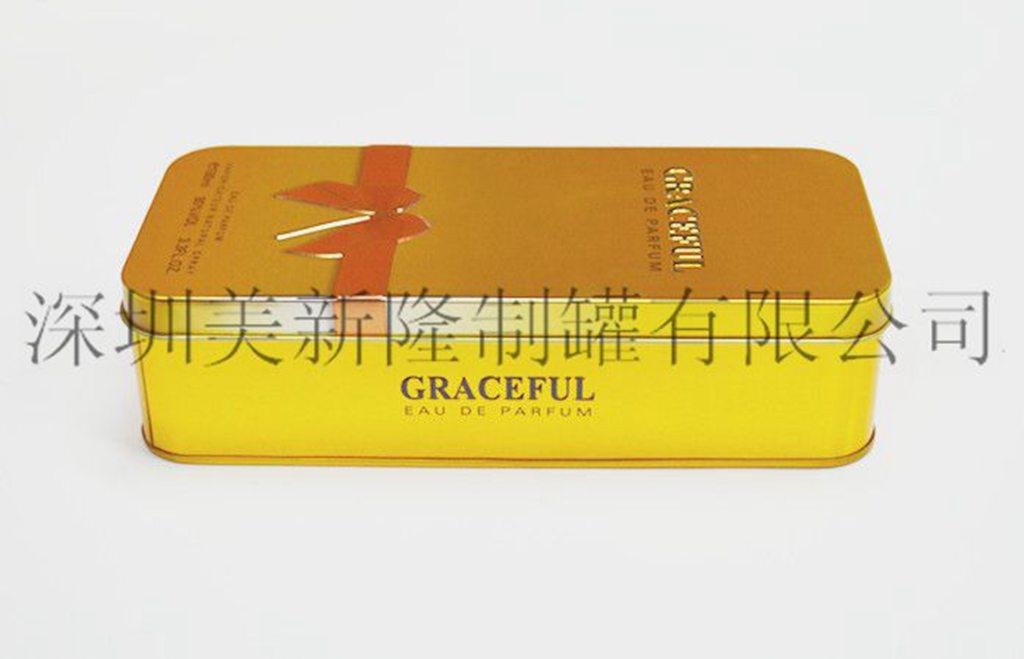 北京阿胶铁盒 深圳美新隆制罐供应