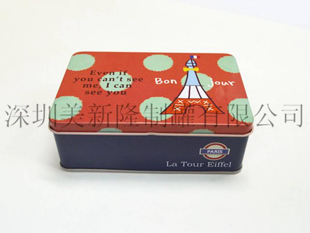 河南星星铁盒 深圳美新隆制罐供应