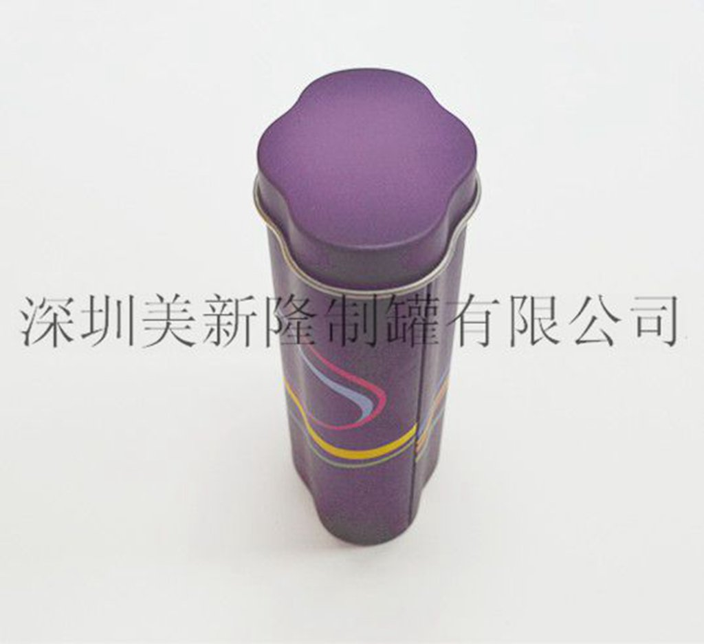 天津茉莉花铁盒 深圳美新隆制罐供应
