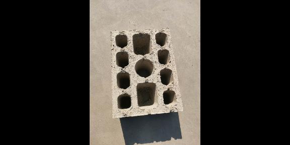 石獅承重空心磚多少錢 服務為先「惠安縣新山建材廠供應」