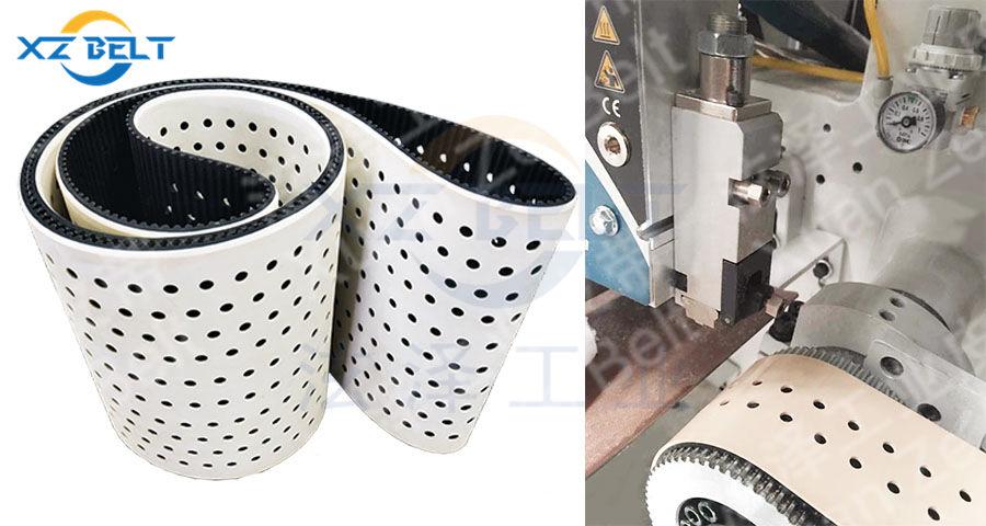 内蒙古抗拉同步硅胶带卫生巾行业可用,同步硅胶带