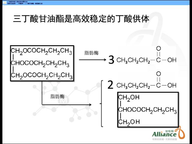 广东丁酸甘油酯厂家 诚信经营「 上海旭牧联供应」