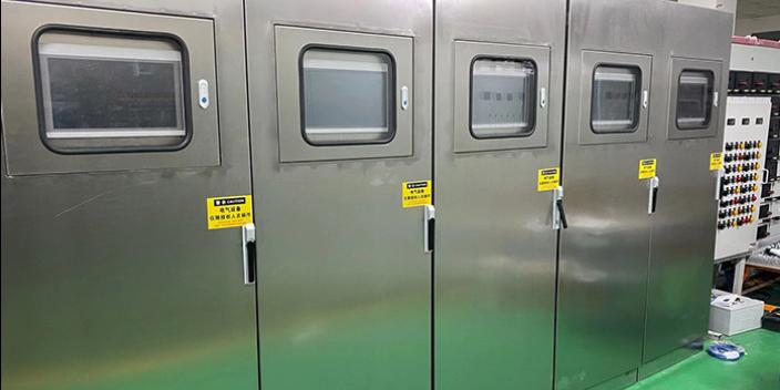 光伏控制柜低壓成套元器件