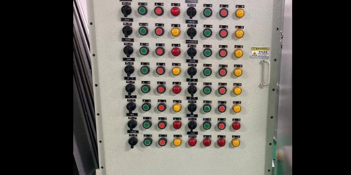 上海軟啟動控制柜非標設計