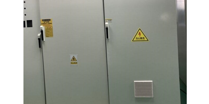長沙風機水泵控制柜標準化設計