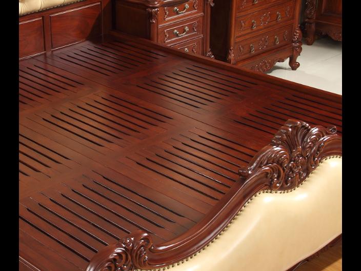 北京客厅红木床售价