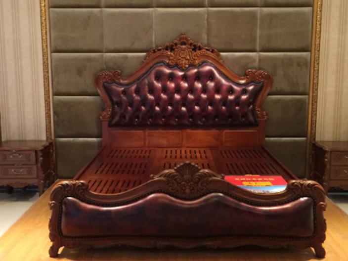 浙江大户型红木床价格表
