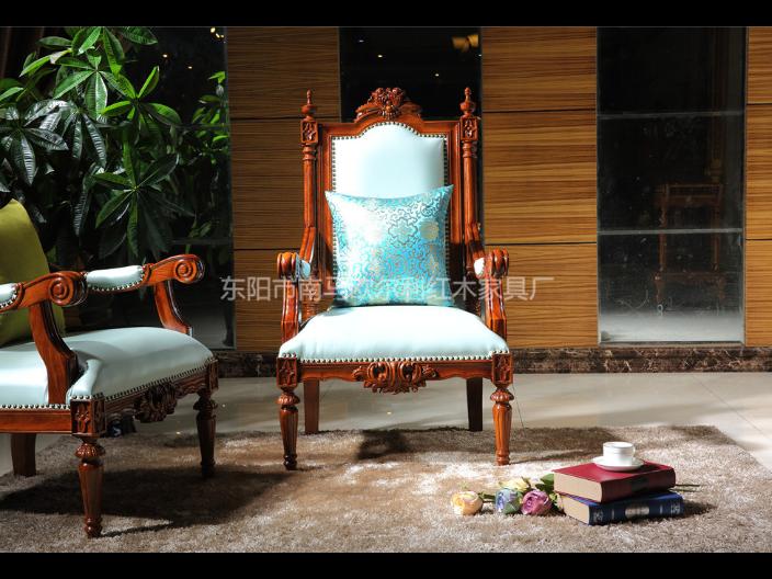 江苏红木沙发设计