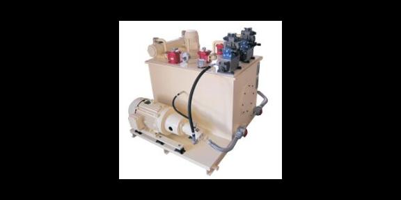 非标固废焚烧液压动力泵站厂商