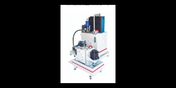 旭展非标平面磨床液压动力泵站,液压动力泵站