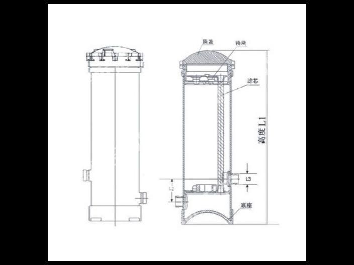 洛陽自動精密過濾器哪家便宜 歡迎來電 江蘇新志成過濾供應