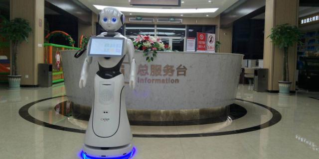 黑龙江使用服务机器人产品介绍 诚信经营 昆山新正源机器人智能科技供应
