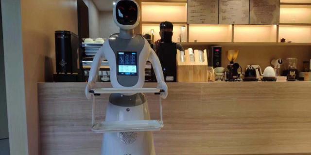 辽宁本地服务机器人案例,服务机器人