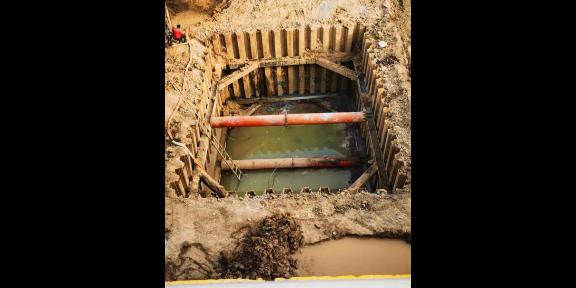 寧波鋼板樁引孔「上海巖山建筑安裝工程供應」