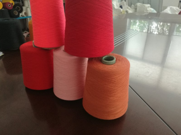 色纺纱求购