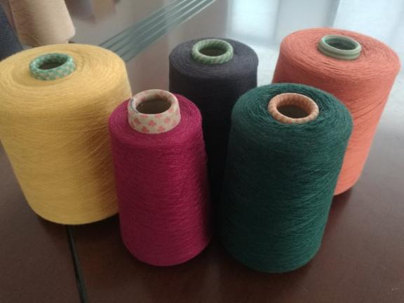 北京飘逸的彩色纱