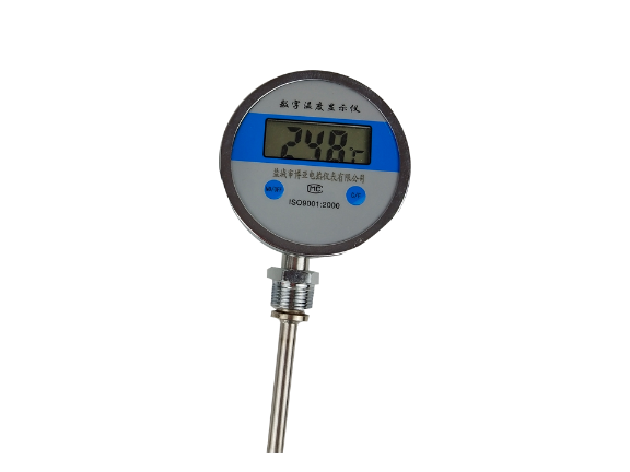 安徽帶邊雙金屬溫度計 歡迎來電 鹽城市博亞電熱儀表供應