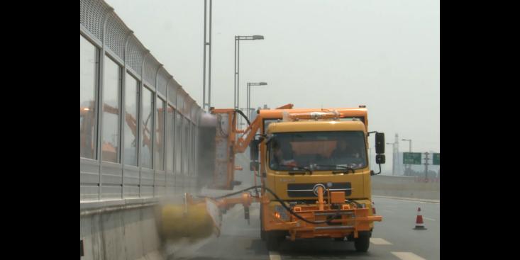 重庆隧道清洗车哪家快「远东大方供」