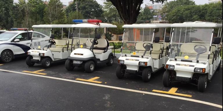 保安巡逻车优惠 真诚推荐「英格索兰Club Car」