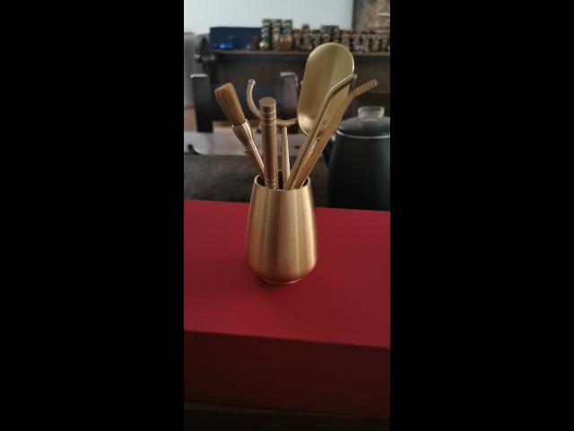 丽水怎么使用铜六君子茶具