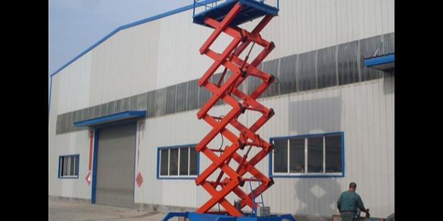 威海现代升降机零售价,升降机
