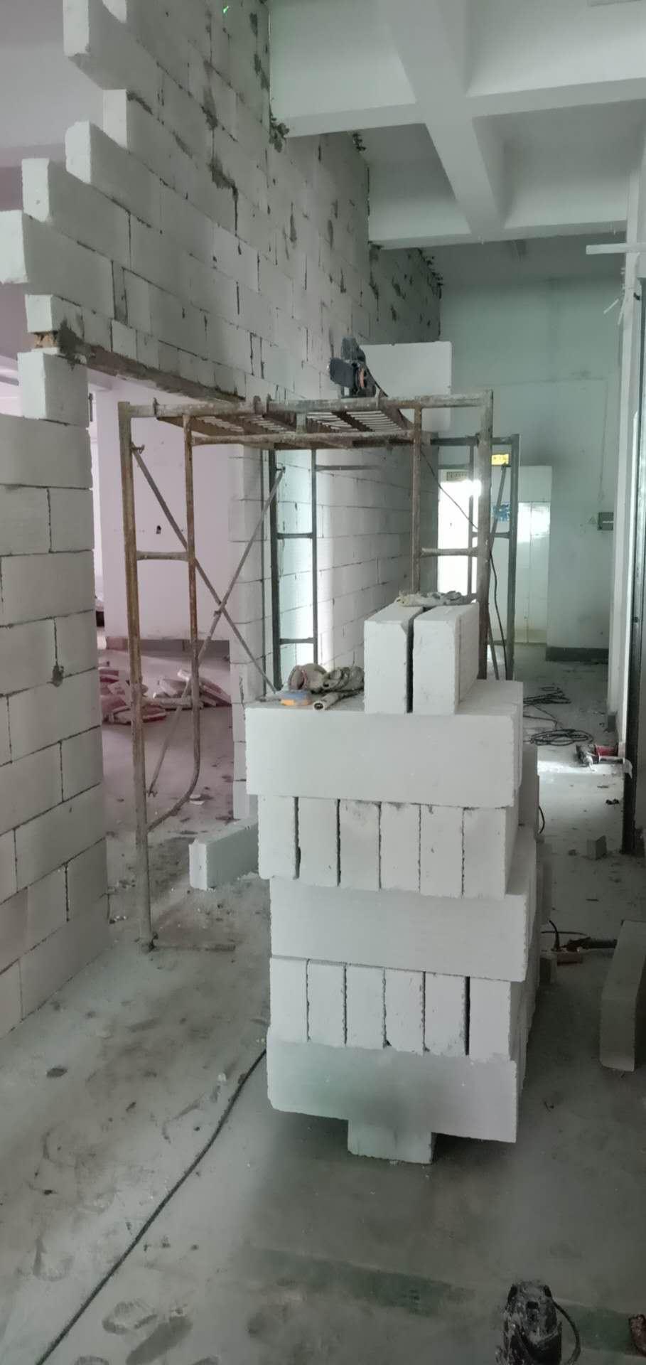 茂名承包轻质砖施工队