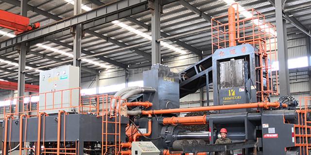 无锡金属液压屑饼机价格 值得信赖 江阴市亿迈圣液压机械供应