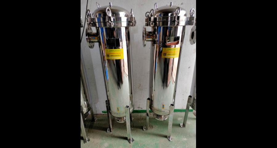 通化袋式过滤器制造商 诚信互利 上海颖宿过滤设备供应