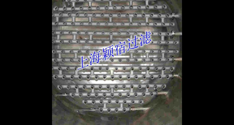 湖州微孔過濾器廠家定制 和諧共贏 上海穎宿過濾設備供應